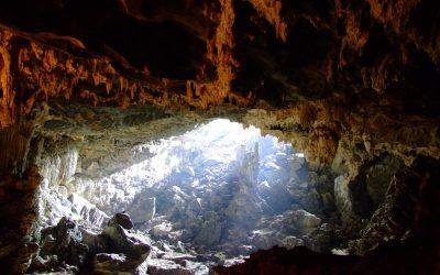 Petar e suas cavernas